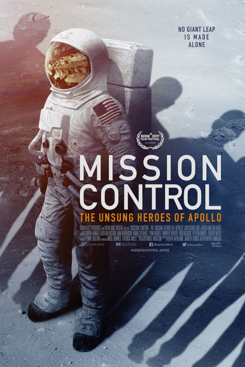 دانلود مستند Mission Control: The Unsung Heroes Of Apollo 2017